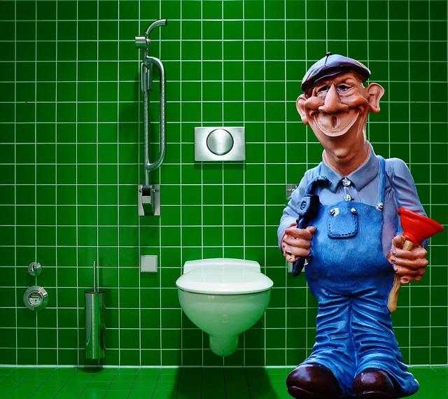 instalatér u wc
