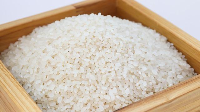 miska rýže