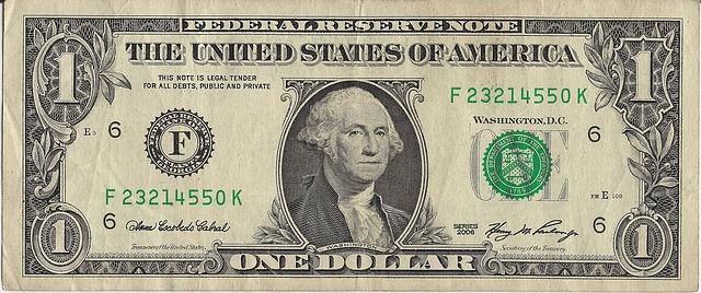 Znaky papírové bankovky