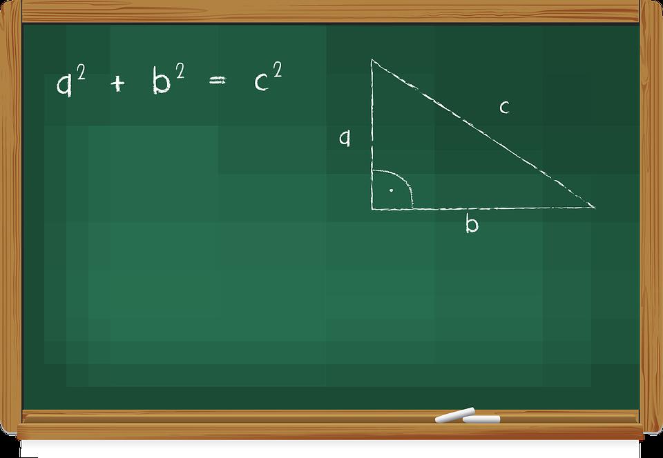 práce s trojúhelníkem